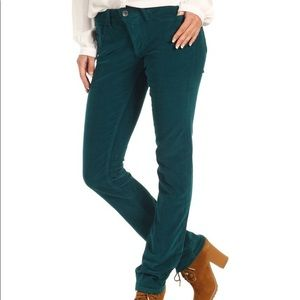 Lucky Brand Sweet'N'Straight Corduroy Pants